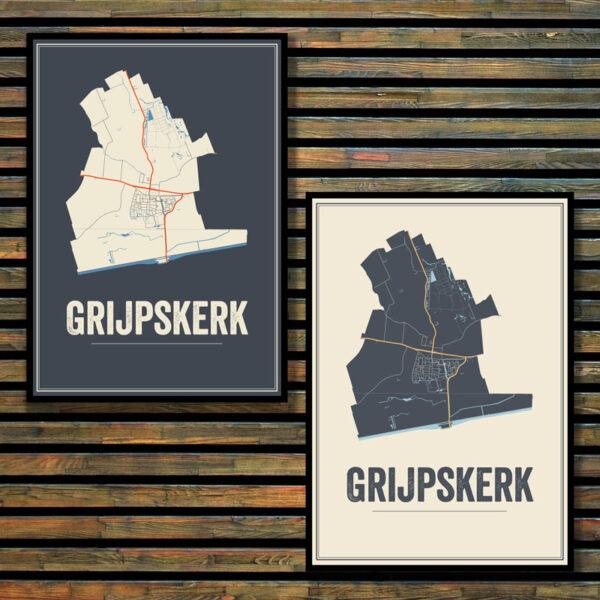 Grijpskerk poster