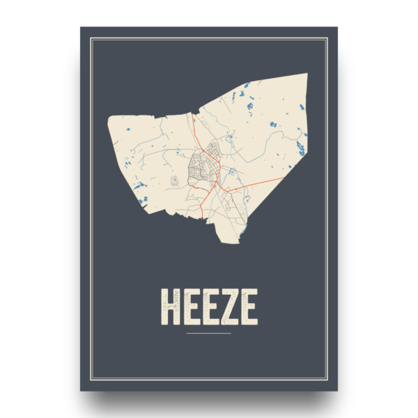 poster van Heeze