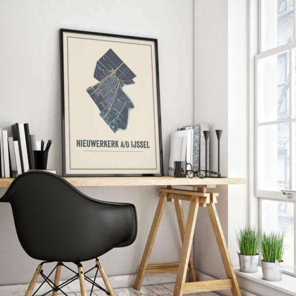 Nieuwerkerk aan den IJssel posters