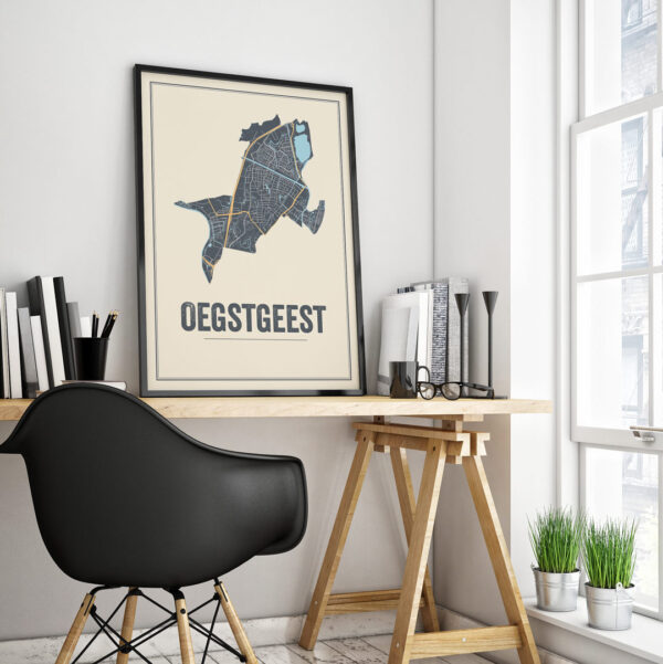 Oegstgeest posters