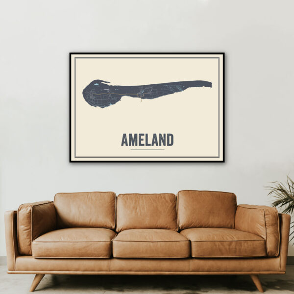 Ameland poster
