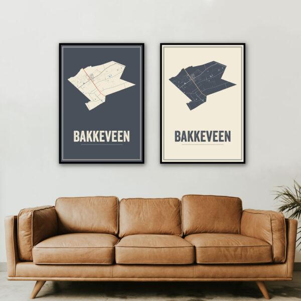 Bakkeveen posters