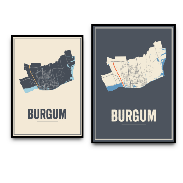 Burgum Posters