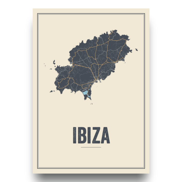 posters of Ibiza - Spain