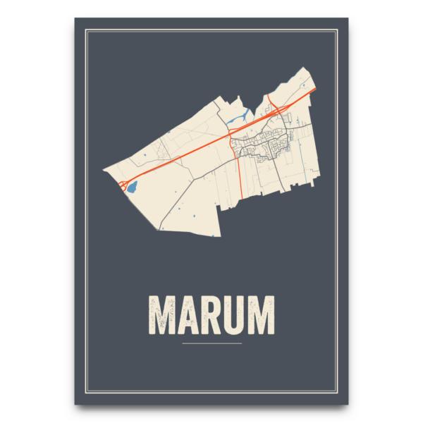 Marum poster