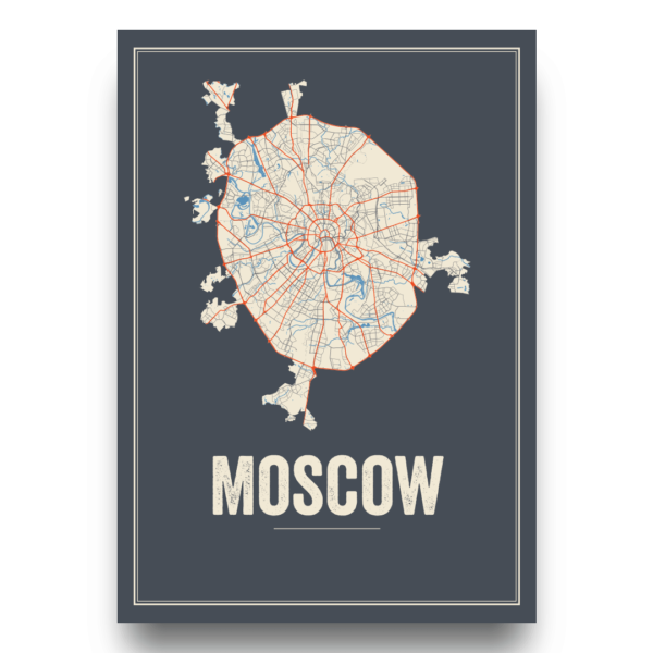 poster Moscow