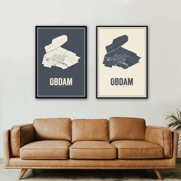 Obdam posters
