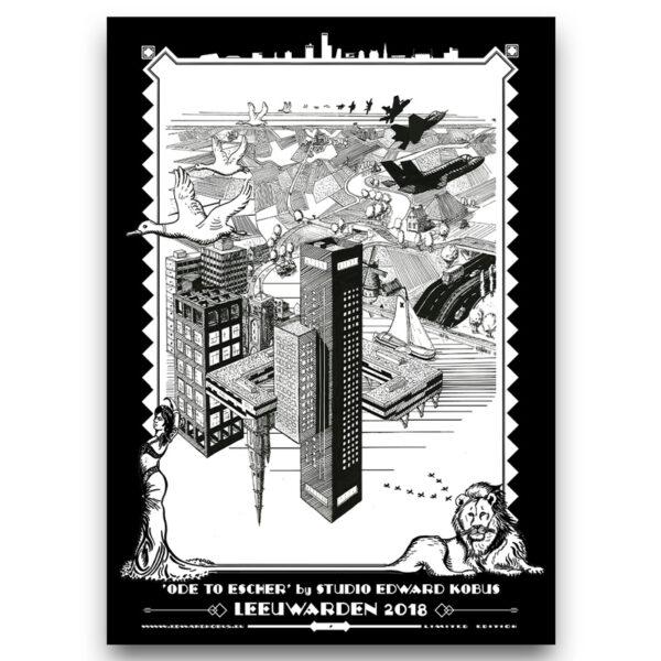 Escher poster
