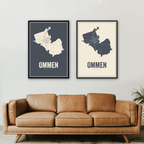 Ommen posters