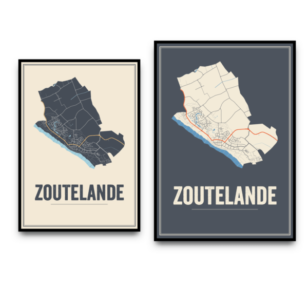 Zoutelande posters