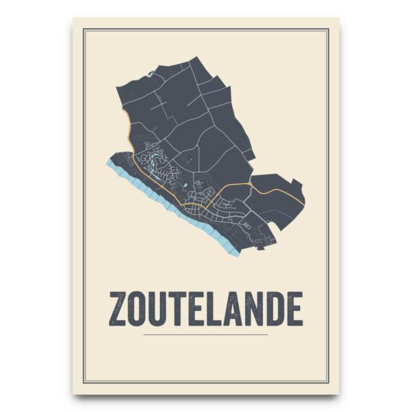 Zoutelande kaarten