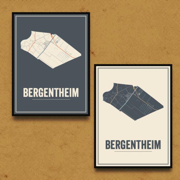 Bergentheim posters