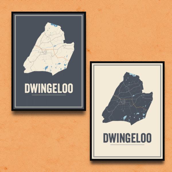 Dwingeloo posters