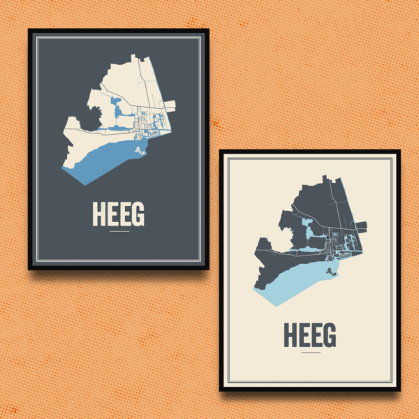 Heeg posters