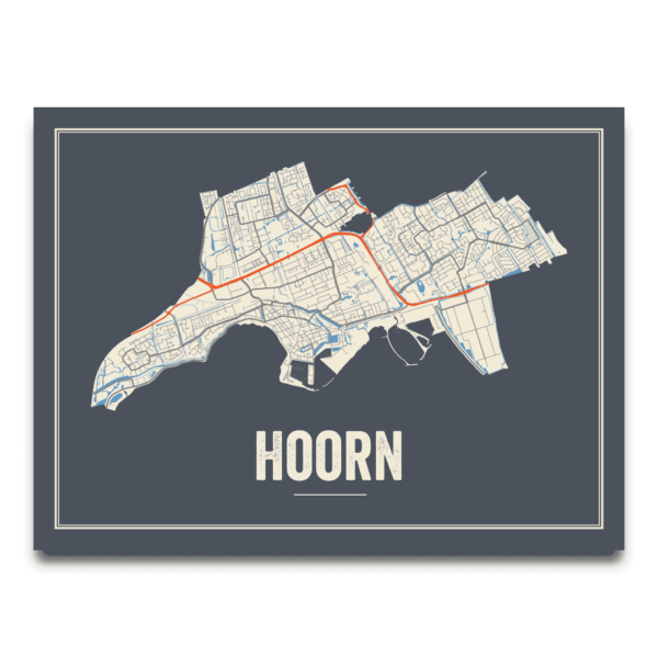 Hoorn stadsposter