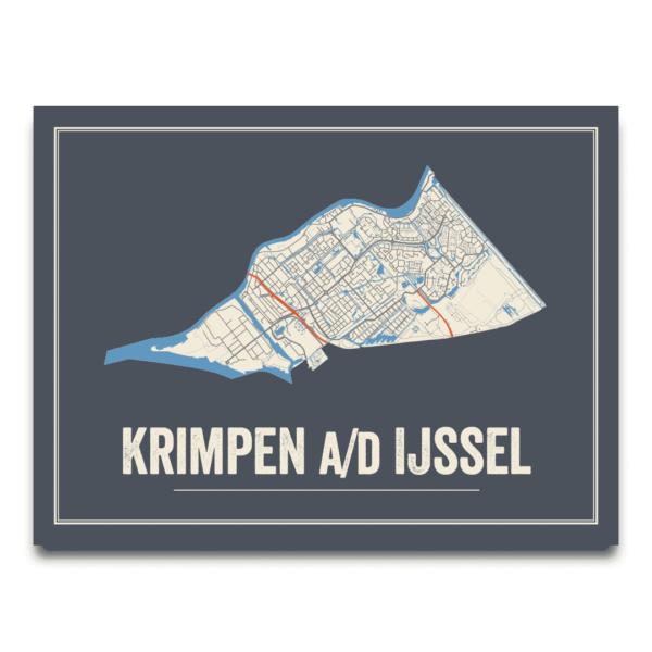 Krimpen aan den IJssel poster