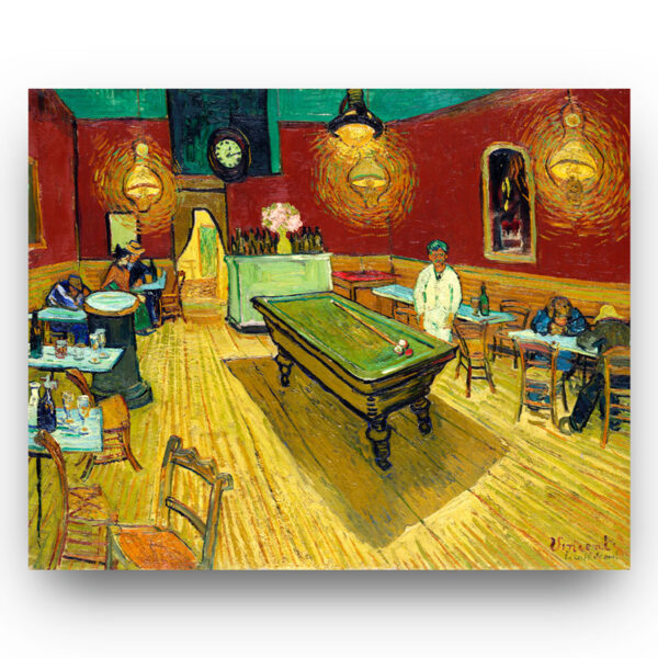 Le Cafe de Nuit - Van Gogh