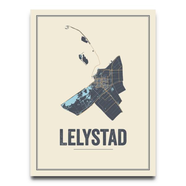Lelystad poster