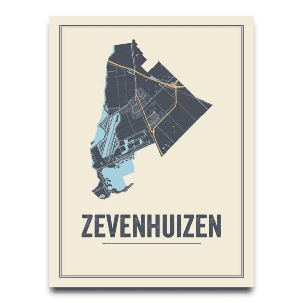 poster van Zevenhuizen