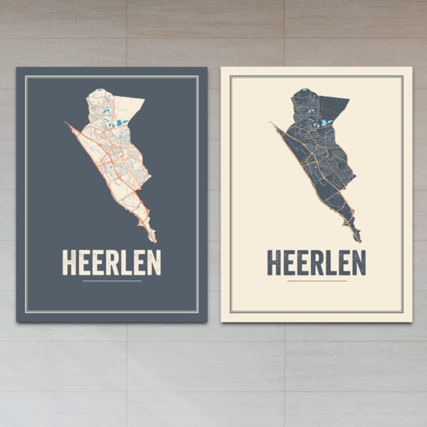 Heerlen, Limburg posters