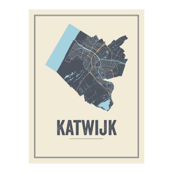Katwijk citymap