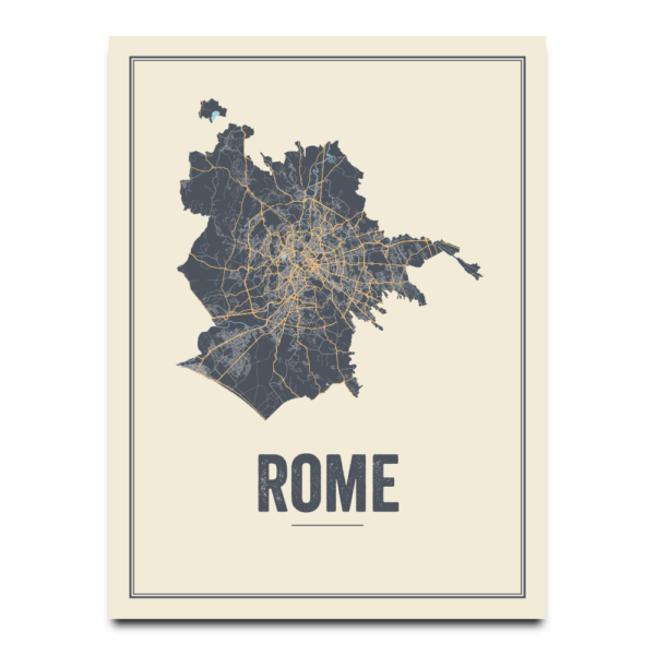 City of Rome poster