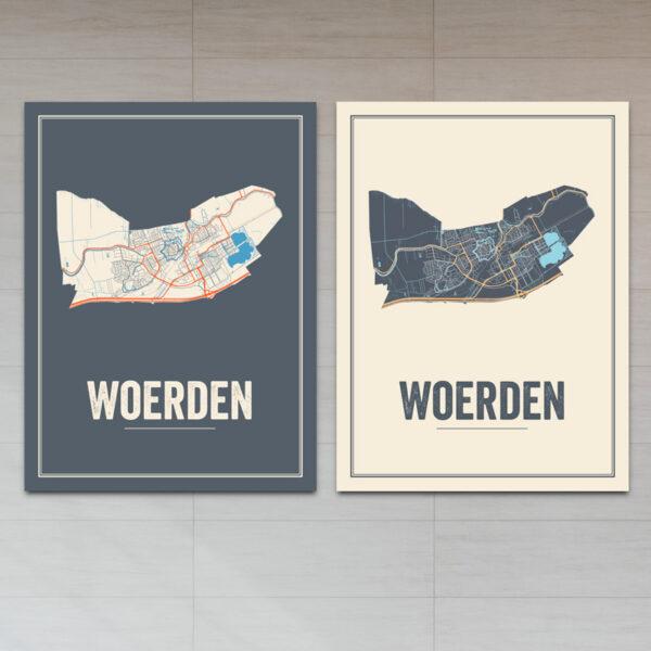 Woerden posters