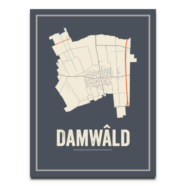 Damwald poster