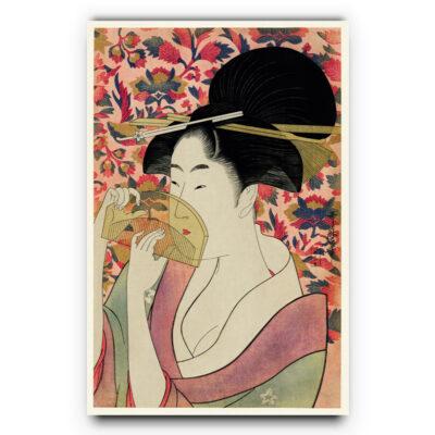 Kushi japanse poster