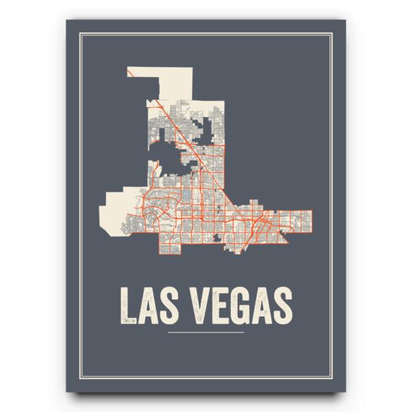 Las Vegas Nevada poster