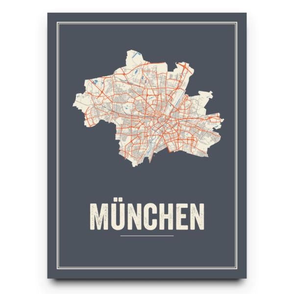 poster Munchen
