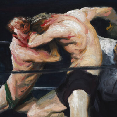George Bellows poster