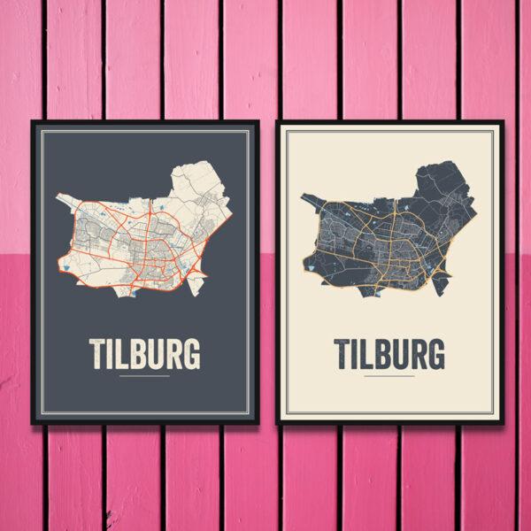 Tilburg posters