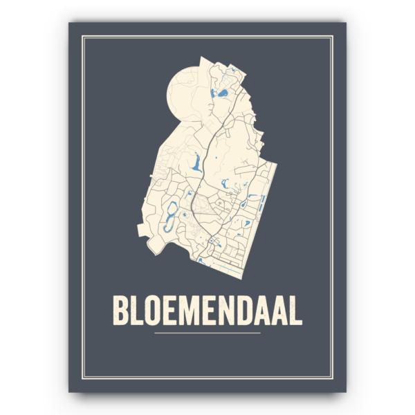 Bloemendaal stadskaart