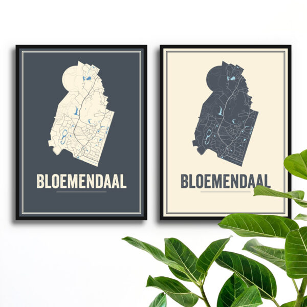 Bloemendaal posters