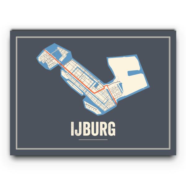 Ijburg posters