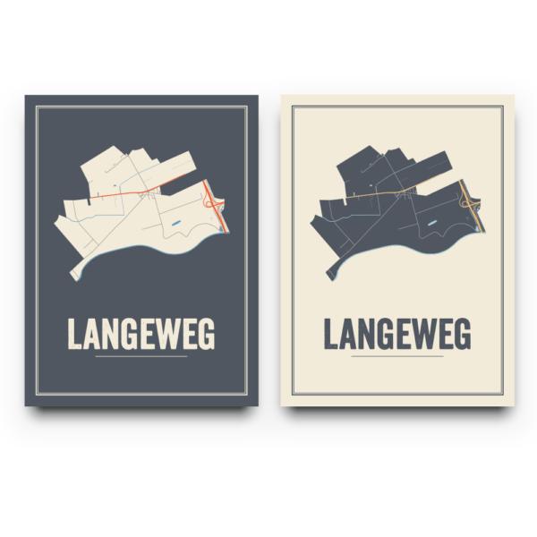 Langeweg posters