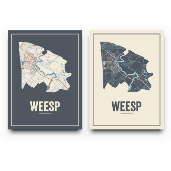 Weesp posters