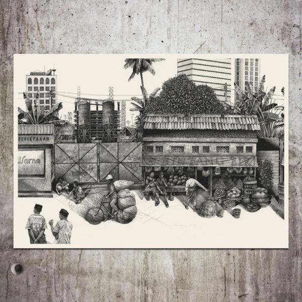 Jakarta steet2
