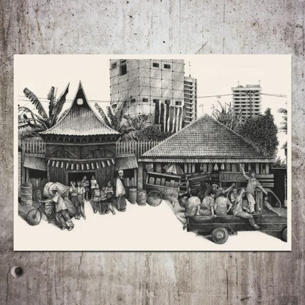 Jakarta street 3