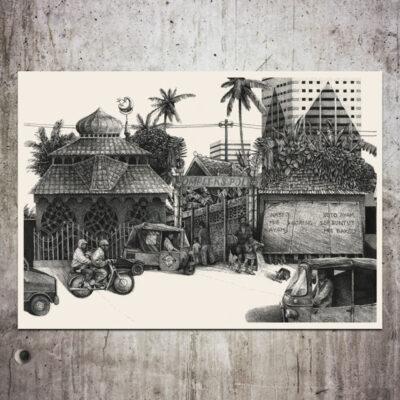 Jakarta street 4