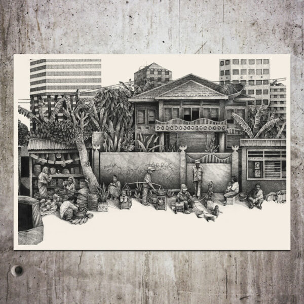 Jakarta street 5