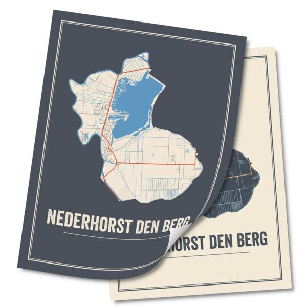 Nederhorst den Berg posters