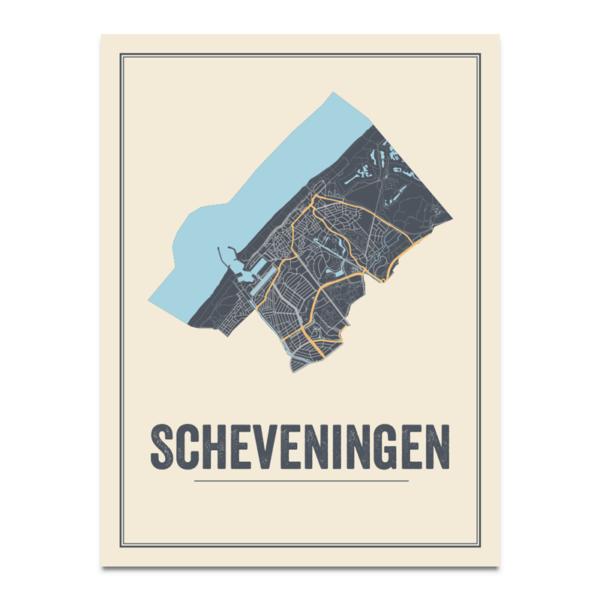 Scheveningen poster