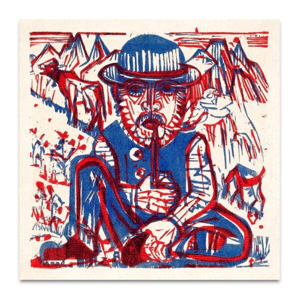 Ernst Ludwig Kirchner poster