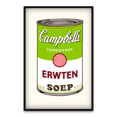 Erwten Soep poster