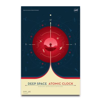 Atomic Clock Red version